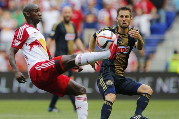 New York Red Bulls - Philadelphia Union: Red Bulls Look To Gain Edge In Supporters' Shield Race
