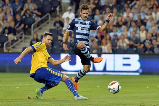 10-Men Colorado Rapids Ruin Homecoming For Sporting Kansas City With 2-0 Victory