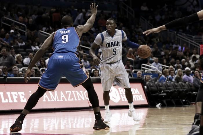Oklahoma City Thunder troca Ibaka com Orlando Magic por Oladipo e mais dois