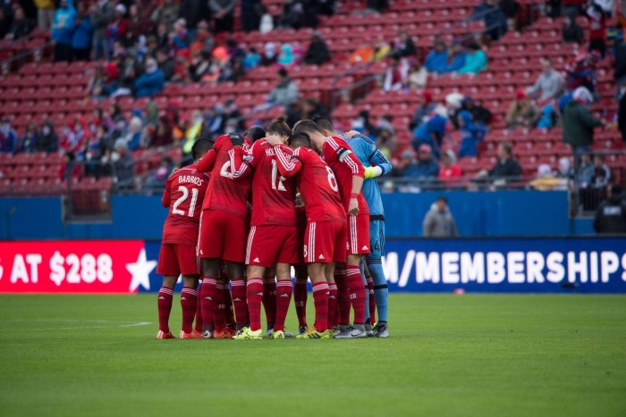 FC Dallas Need To Rebound Saturday, Host Montreal Impact