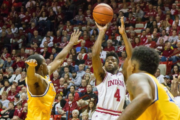 Indiana Hoosiers Leave No Doubt, Beat McNeese State By 45