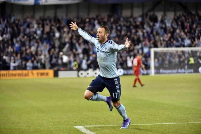 Sporting Kansas City Defeat Toronto FC 1-0 With A Touch Of Controversy