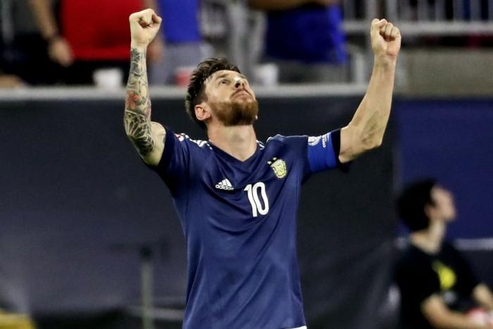 Copa America Centenario, l'Argentina demolisce anche gli Stati Uniti e vola in finale: 0-4 a Houston