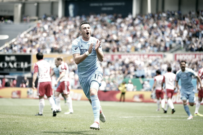 Manchester City buy Jack Harrison from New York City FC
