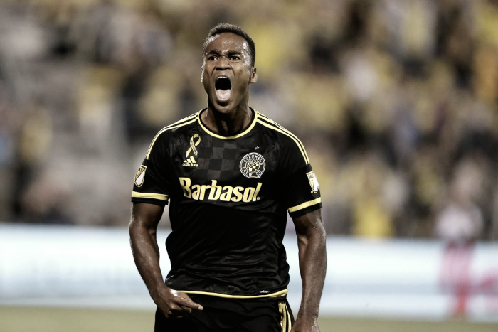 LA Galaxy get Ola Kamara from Crew in trade for Gyasi Zardes