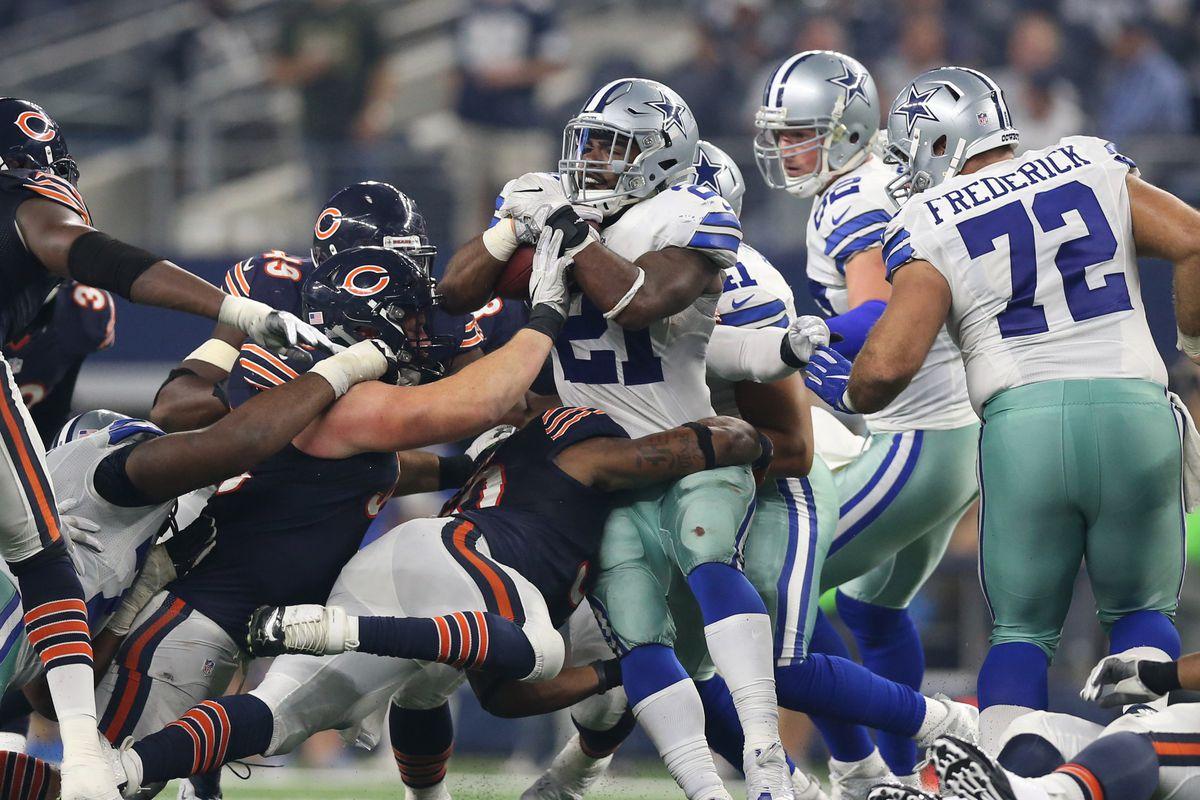 Thursday Night Football preview: Dallas Cowboys at Chicago Bears