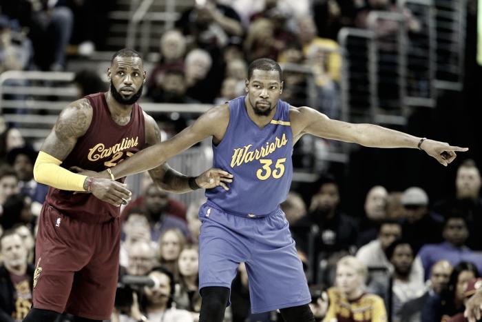 L'invulnerabilità dei Golden State Warriors e dei Cleveland Cavaliers