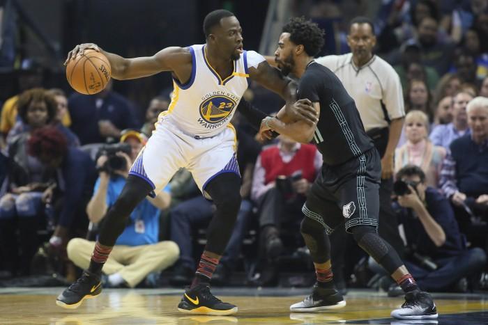 NBA - Tripla doppia di Green e vendetta Warriors, sconfittti i Grizzlies
