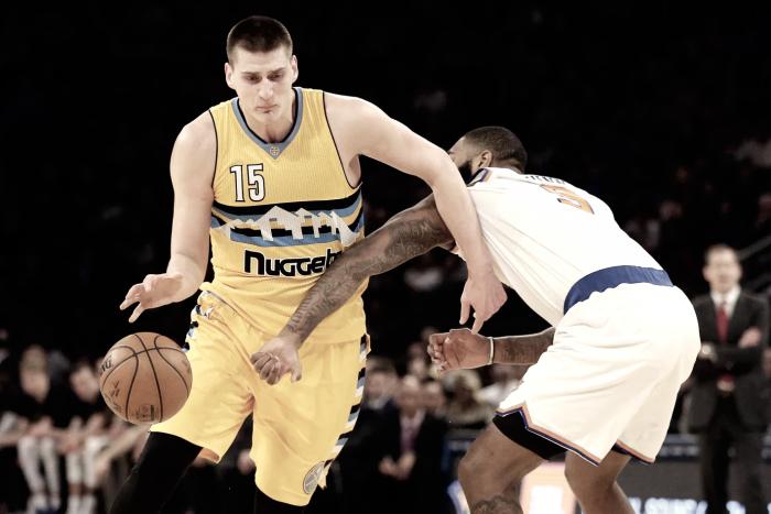 Nikola Jokic spearhead Denver Nuggets to victory over New York Knicks