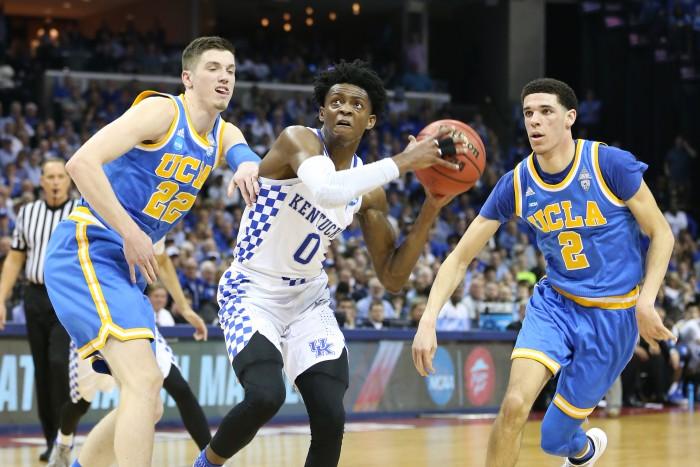 Mott's 2017 NBA Mock Draft 1.0