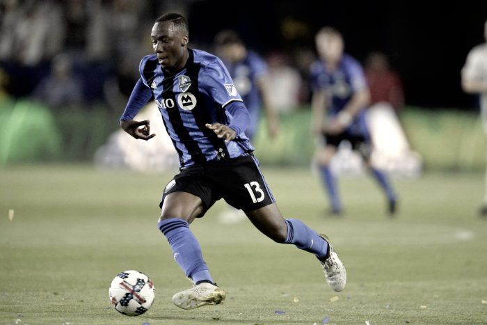 Montreal Impact's Tabla signs with Barcelona