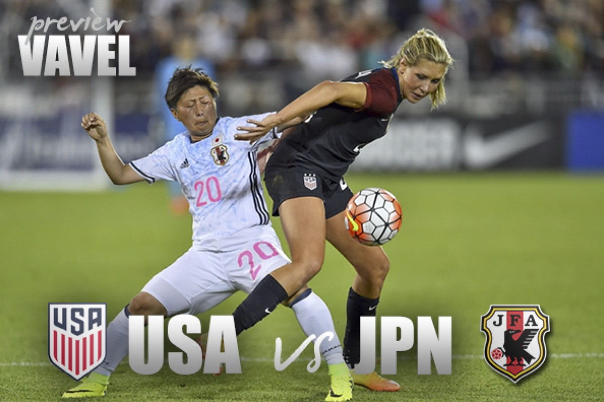 USA vs Japan preview: Both teams look for winning start in second Tournament of Nations