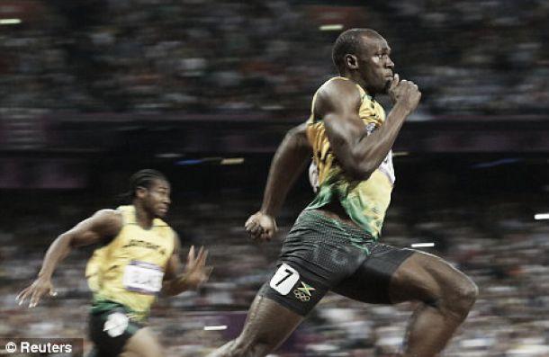 Usain Bolt se ofrece para mejorar las condiciones de velocista de Bale