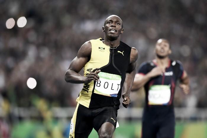 Rio 2016: What's bigger than a legend? Bolt lines up triple 200m title