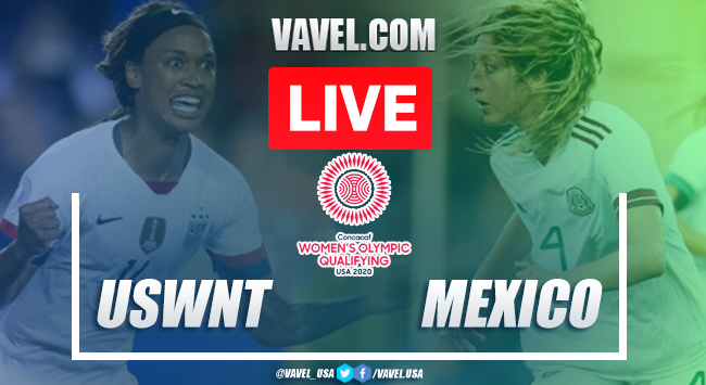Highlights and goals: USWNT 4-0 Mexico, 2020 Preolympic CONCACAF
