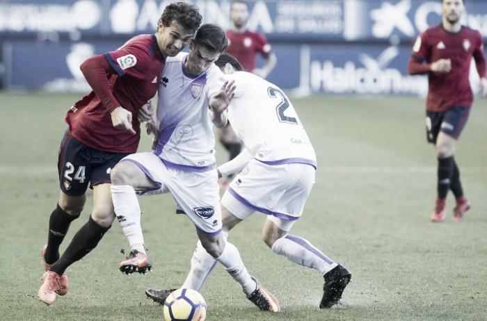 Osasuna y Diego Martínez pierden crédito