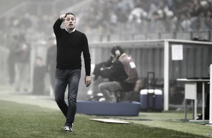 """Paulo Bento admite má atuação do Cruzeiro no Sul: """"A derrota foi completamente justa"""""""