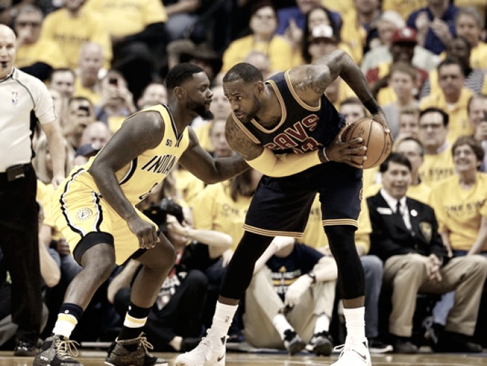 Nba, Pacers ko, vola Cleveland