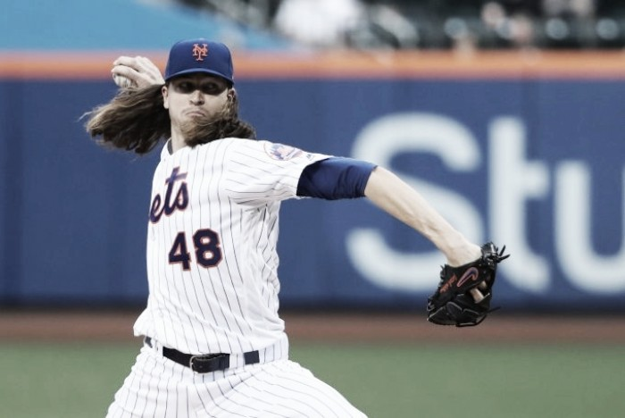 New York Mets shut out Los Angeles Angels 3-0