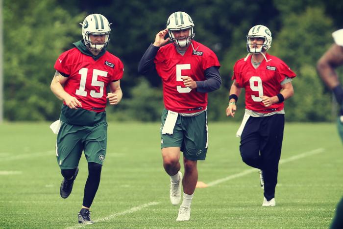 Los Jets: En busca del Nº1 del Draft