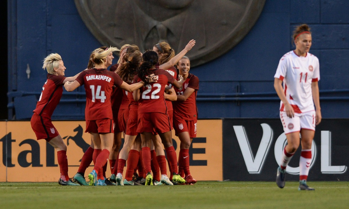 2018 SheBelieves Cup team preview: USWNT