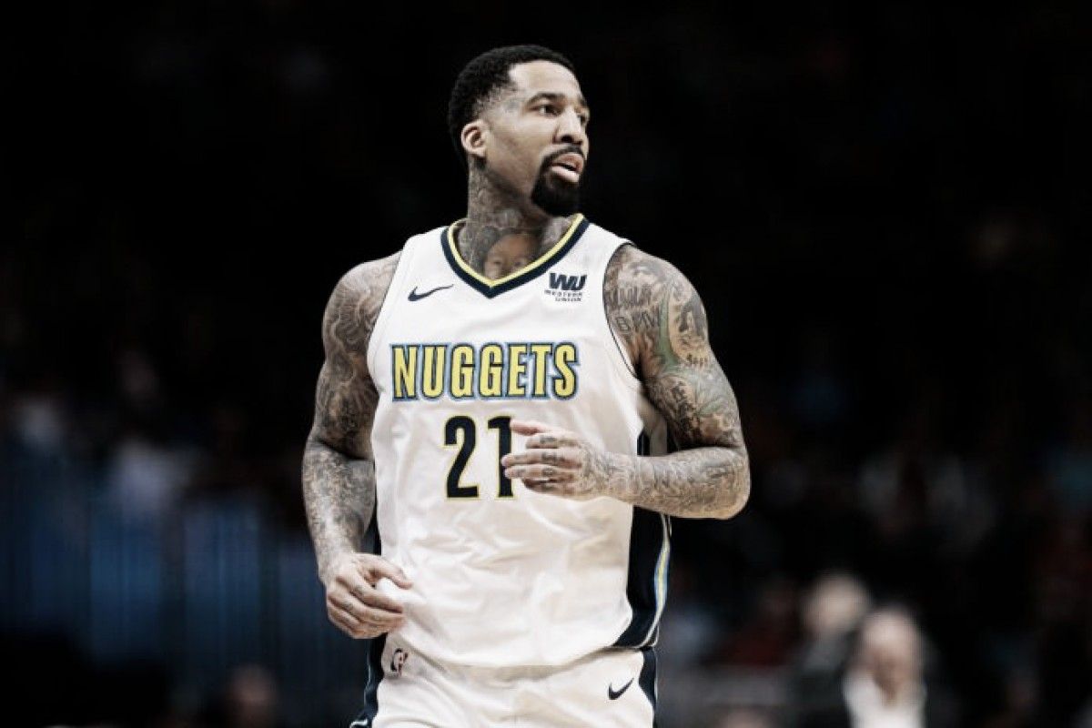 Philadelphia 76ers trade for Wilson Chandler