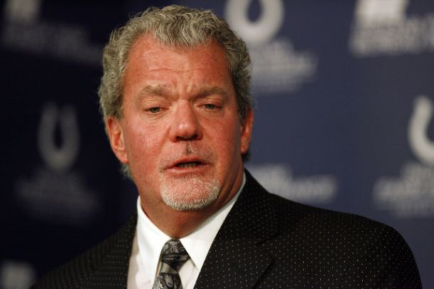 Indianapolis Colts Owner Jim Irsay Suspended, Fined $500K