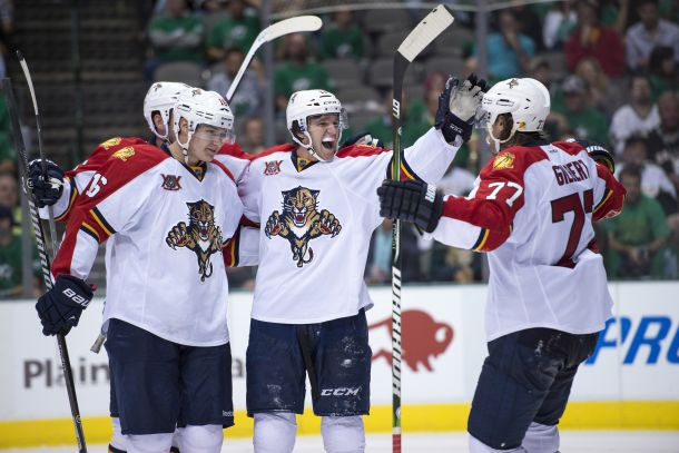 Why the Florida Panthers Will Make The Playoffs