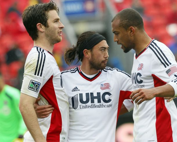 Pieces Finally Coming Together For New England Revolution