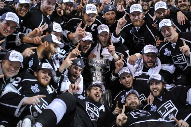 2013-14 NHL Season Is One For The Record Books