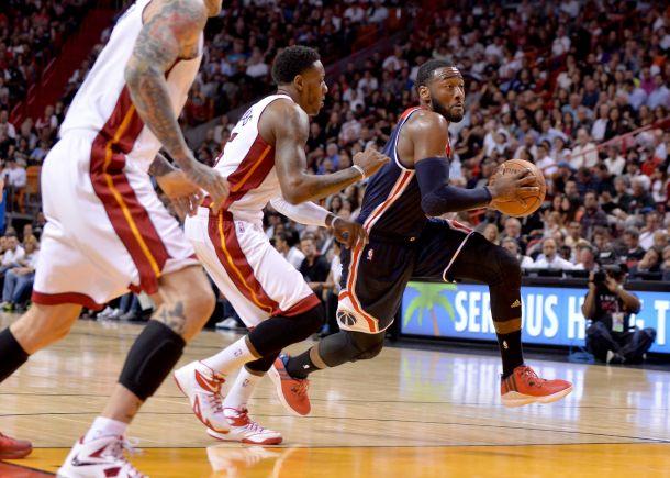 Streaking Washington Wizards Prepare For Miami Heat