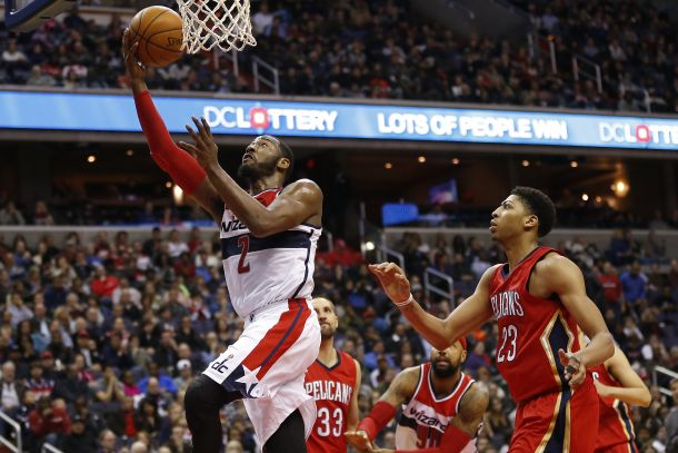 Washington Wizards Look To Salvage Road Trip Against New Orleans Pelicans