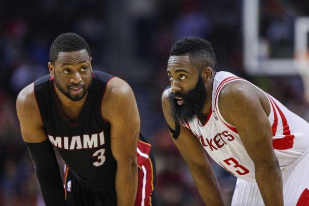 NBA Sunday: occhi puntati sulla sfida Wade-Harden