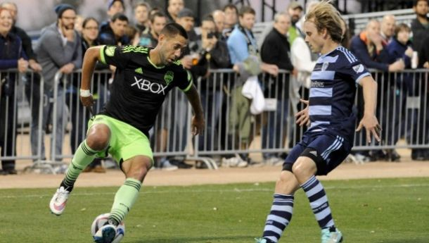 Sounders Look to Continue Hot Streak at Home vs. Sporting KC