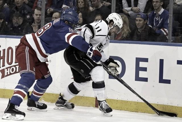 Los Angeles y New York a dominar la NHL