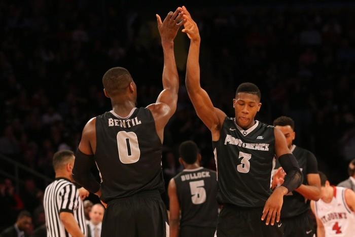 Providence Duo Ben Bentil and Kris Dunn Declare For NBA Draft