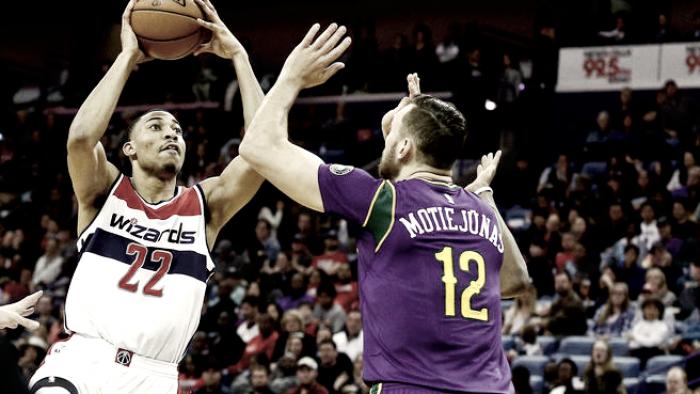 Nba, anche New Orleans cade sotto i colpi dei Wizards. Indiana manda al tappeto Houston