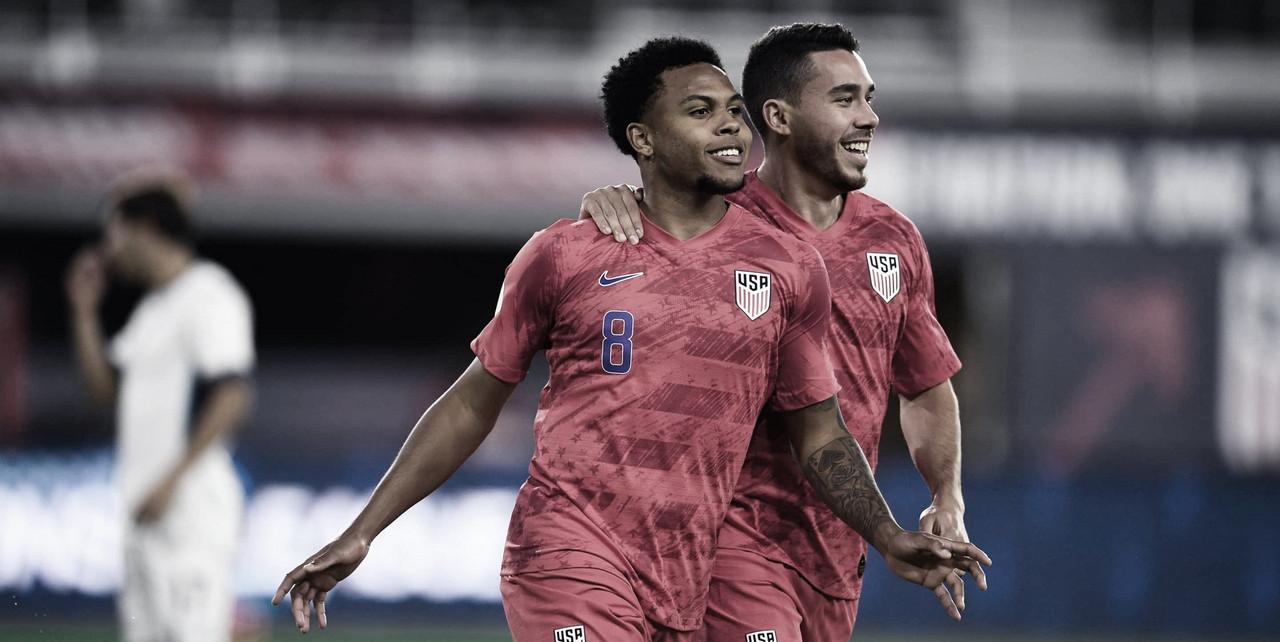 Estados Unidos 7-0 Cuba: El arranque perfecto en casa