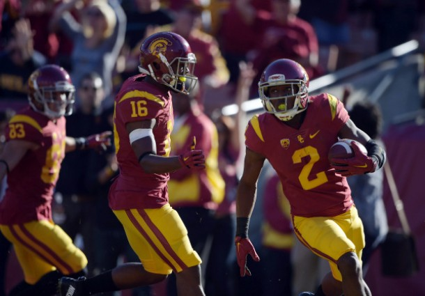 USC Defeats UCLA For First Time In Three Years, Advances To PAC-12 Championship Game