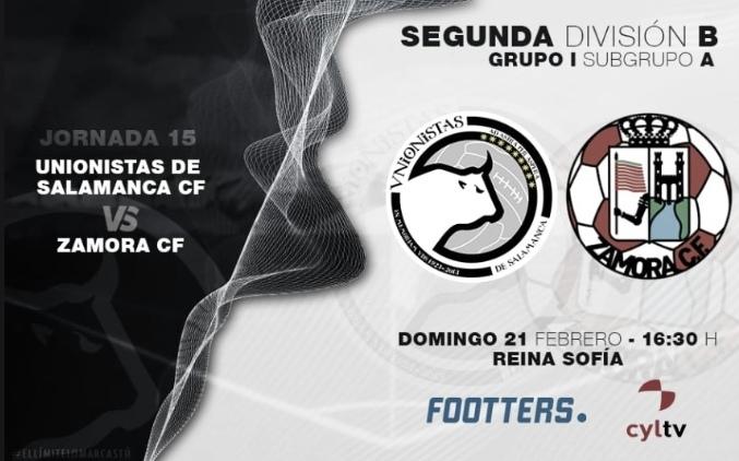 Previa: Unionistas CF vs Zamora CF: Duelo de titanes en el Reina Sofía