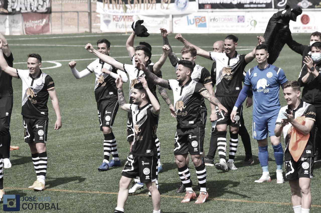 Unionistas de Salamanca sueña con la Segunda División