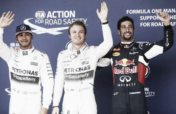 Rosberg confirma pole em Austin após classificação ser afetada pelo mau tempo