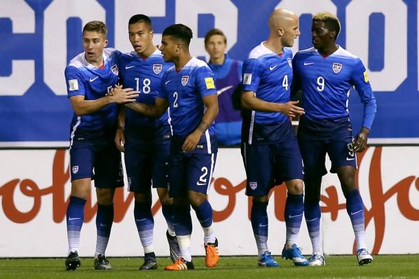 Score Trinidad 0-0 Tobago - United States in FIFA World Cup Qualifiers
