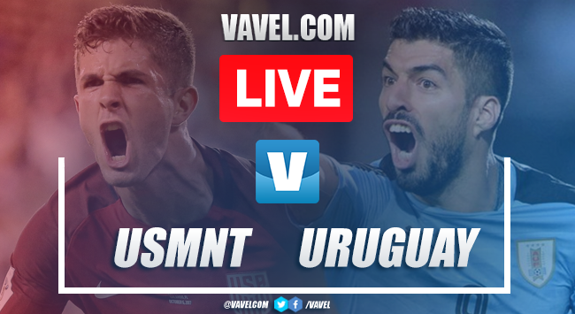 USMNT vs Uruguay: LIVE Stream Online and Score Updates (0-0)