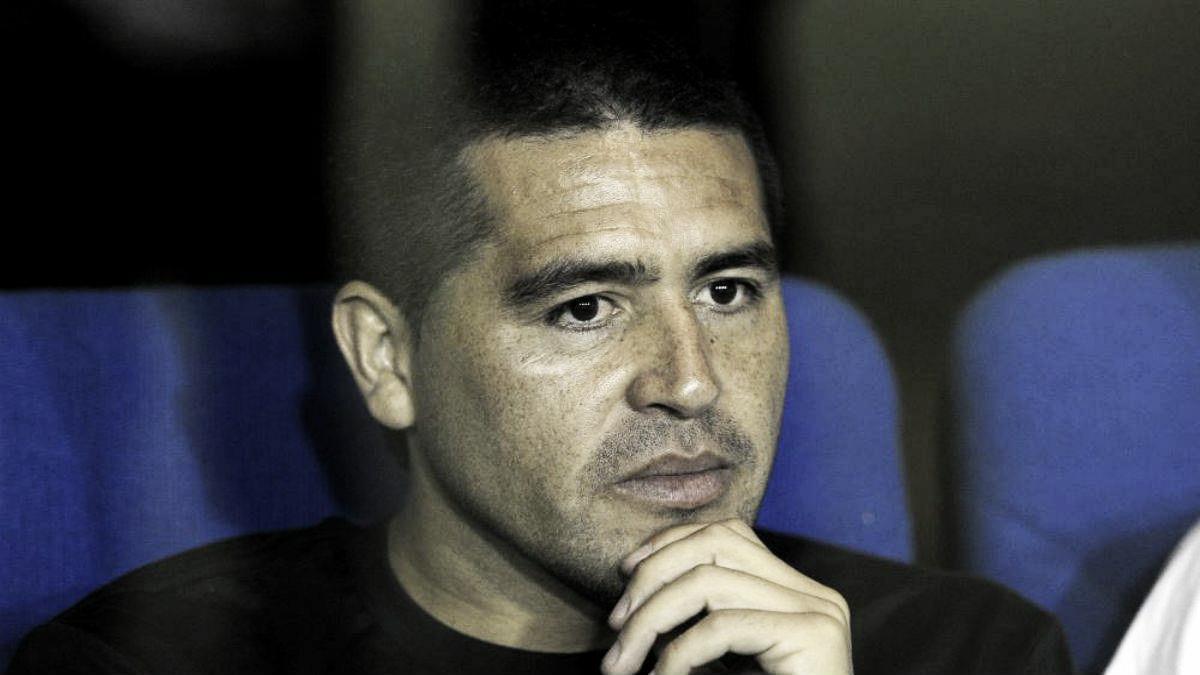 Riquelme habló tras los incidentes del River - Boca