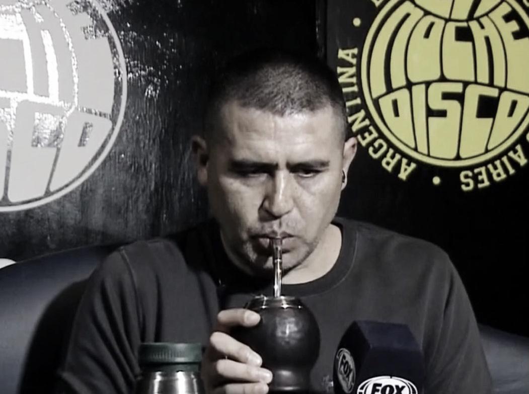Riquelme contó cuando hará su partido despedida