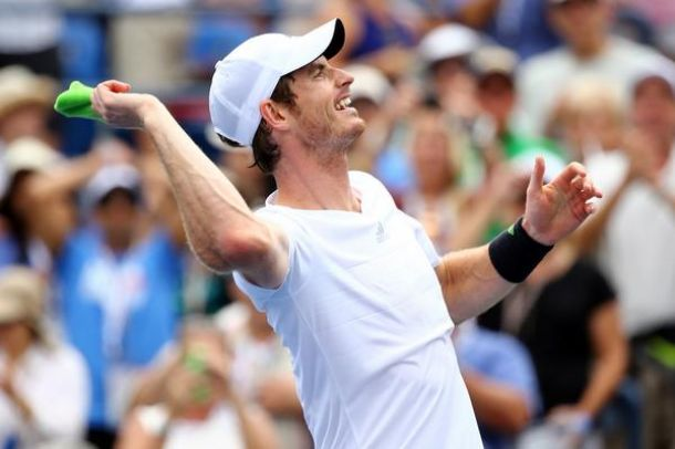 Andy Murray's first week at the US Open