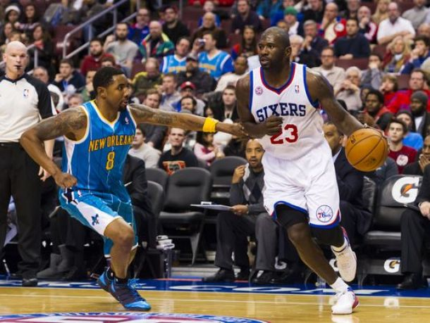Philadelphia 76ers Guard Jason Richardson May Miss The Entire Season With A Fractured Foot
