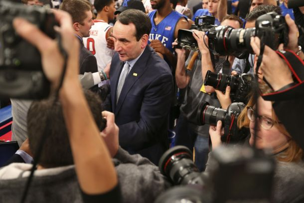 Duke Beats St. John's For Coach K's 1,000th win, Coach K's Legacy