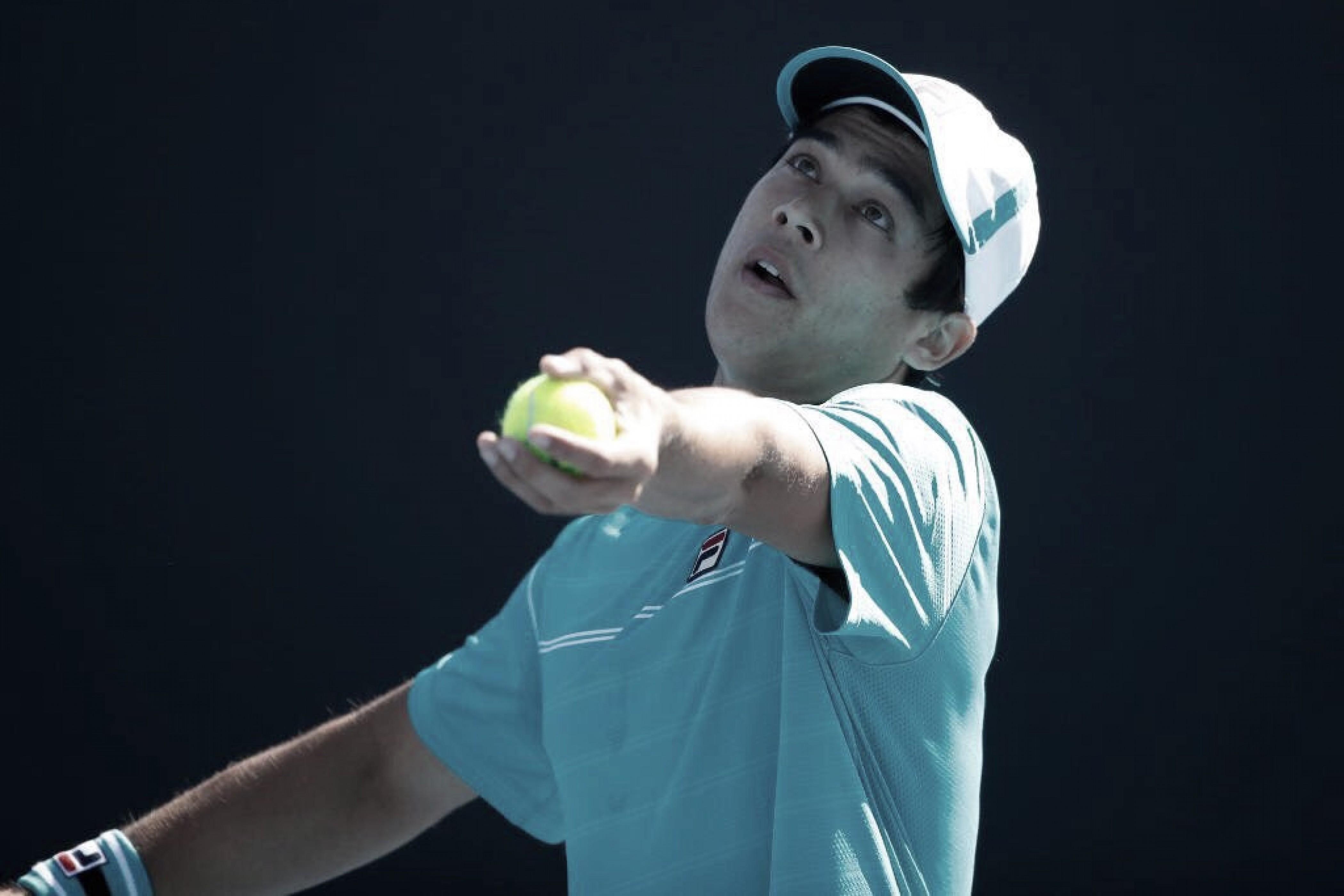 Mackenzie McDonald; Transición de NCAA a la ATP